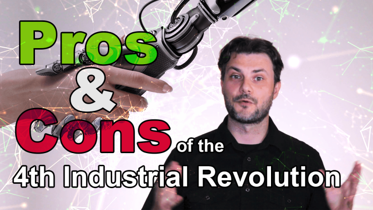 Pros and Cons of Industrial Revolution
